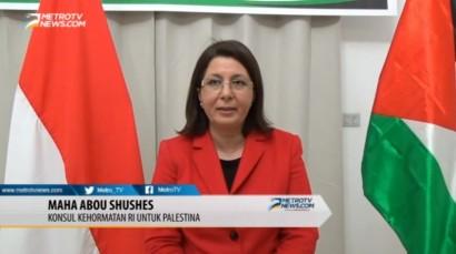 Wawancara Ekslusif Konsul Kehormatan Maha Abou Shushes