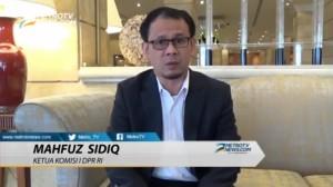 Mahfuz Sidik: Konsul Kehormatan Sebagai <i>Test Case</i> Melihat Sikap Israel terhadap Indonesia