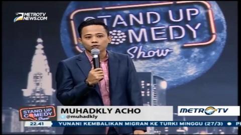 Muhadly Acho, Tips <i>Stalking</i> Media Sosial
