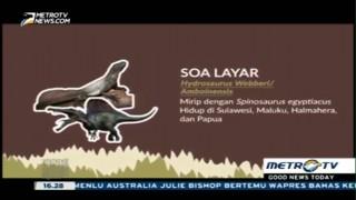 Indonesia, Tempat Hidup Hewan Warisan Dunia yang Hilang