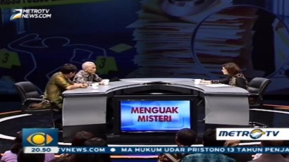 Mata Najwa: Menguak Misteri (4)