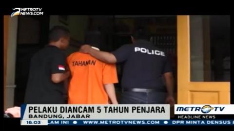 Polisi Tangkap Dokter Gadungan di Citiis Bandung