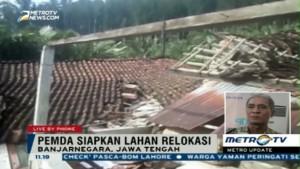 Pemprov Siapkan Dana Rp15 Juta per KK untuk Korban Longsor Banjarnegara