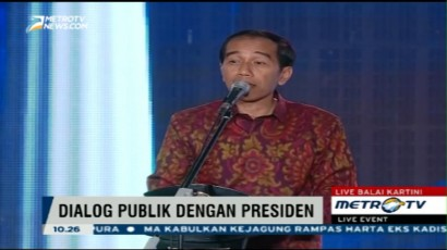 Jokowi: Kita Rugi Rp35 Triliun Setiap Tahun karena Macet