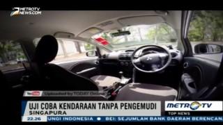 Melihat Uji Coba Mobil Tanpa Pengemudi