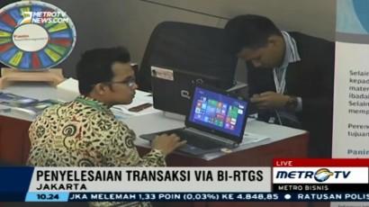 Transaksi di Pasar Modal Bisa Melalui BI-RTGS
