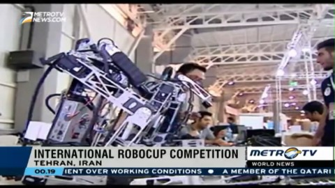 International RoboCup Competition