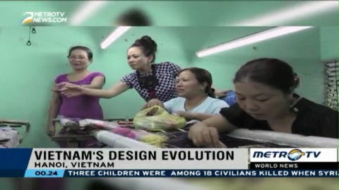 Vietnam's Fashion Design Evolution