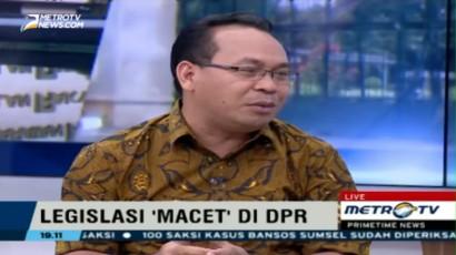 Formappi: DPR Tak Dituntut untuk Menghasilkan Banyak UU