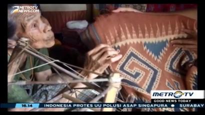 Tenun Toraja, Si Cantik yang Jarang Dilirik