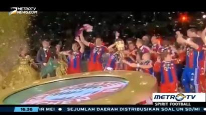 Dominasi Bayern Muenchen di Bundesliga