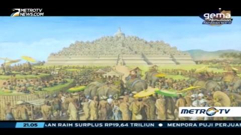 Riwayat Keagungan Buddha di Borobudur (1)