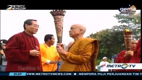 Riwayat Keagungan Buddha di Borobudur (3)