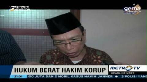 Rois Syuriah PBNU: Hakim Korup Layak Dihukum Berlipat