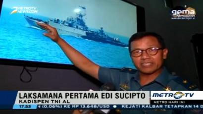 TNI AL Bantah KRI Pati Unus 384 Bocor karena Diserang