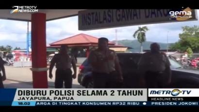 Polda Papua Bekuk Pimpinan OPM