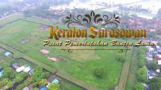 Keraton Surosowan, Pusat Pemerintahan Banten Lama