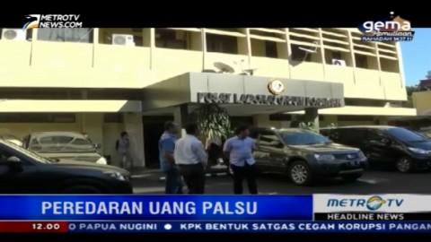 Kolonel TNI Terlibat Sindikat Pengedar Uang Palsu