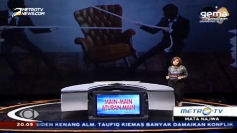 Mata Najwa: Main-main Aturan Main (1)