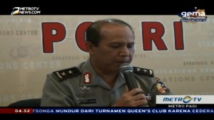 Teroris yang Ditangkap di Surabaya Rencanakan Aksi Serupa Bom Thamrin