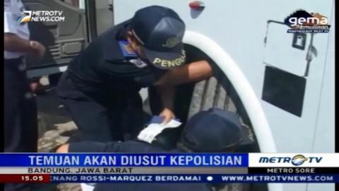 Dirjen Perhubungan Darat Tutup Sementara Pool Primajasa di Bandung