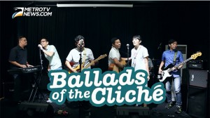 Musik Metro: Ballads of the Cliche - Home