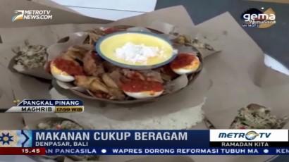 Tradisi Megibung Bali