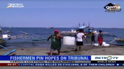 Filipino Fishermen Pin Hopes on Tribunal