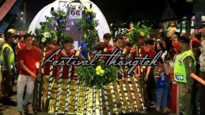 Festival Tongthek, Tradisi Unik untuk Kerukunan Warga