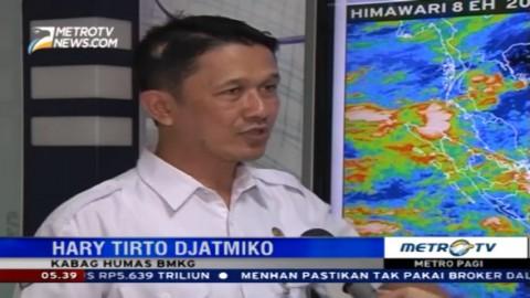 Waspada Anomali Cuaca di Bagian Barat dan Tengah Indonesia