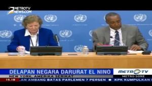 PBB Sebut Delapan Negara Darurat El Nino