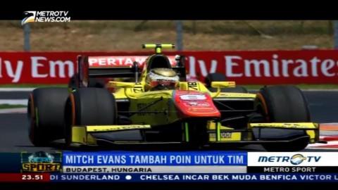 Mitch Evans Tambah Poin untuk Tim