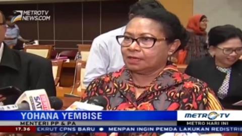 Yohana Yambise: IDI Wajib Jalankan Hukuman Kebiri
