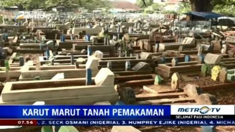 Lahan Pemakaman di Makassar Semakin Padat