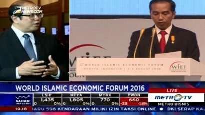 World Islamic Economic Forum Buka Komunikasi pada UMKN