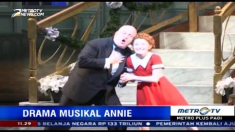 Drama Musikal Annie akan Tampil di Indonesia