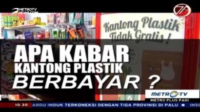 Apa Kabar Kantong Plastik Berbayar?