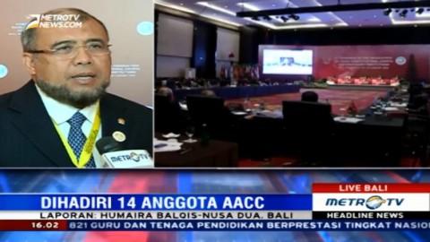 Malaysia Diberi Waktu Setahun Persiapkan Diri untuk Menjadi Ketua AACC