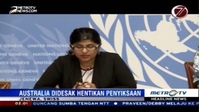 PBB Kecam Penyiksaan Anak di Nauru