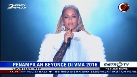 Penampilan Beyonce di Video Music Award 2016