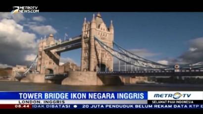 Tower Bridge, Ikon Negara Inggris