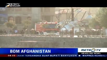 Ledakan Kembar di Kabul Tewaskan 24 Orang