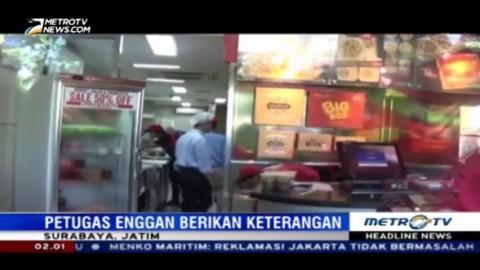 BPOM dan Dinkes Surabaya Razia Bahan Baku Pizza Hut