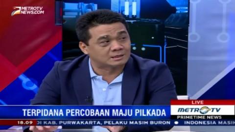 Ahmad Riza Patria: Ada Salah Tulis Pasal dalam UU Pilkada
