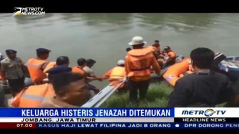Jasad Tiga Santri Tenggelam di Sungai Brantas Ditemukan