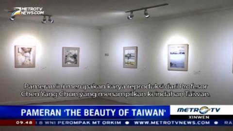 Galeri Nasional Pamerkan Lukisan Cat Air dari Taiwan
