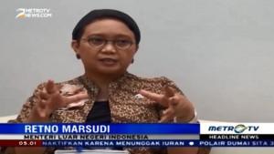 Indonesia Dorong Gerakan Non Blok Dukung Palestina Merdeka