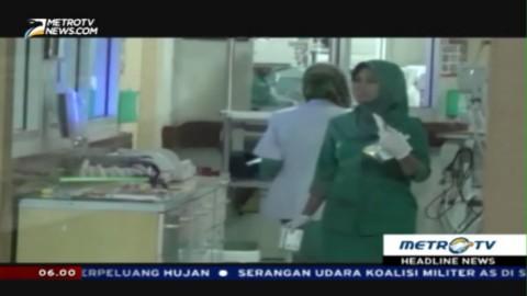 Kondisi Bayi Kembar Siam di Makassar Kian Memburuk