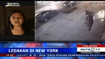 FBI Rilis Daftar Tersangka Pemboman New York