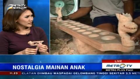 Mainan Tradisional Indonesia Paling Diminati Wisatawan Asing